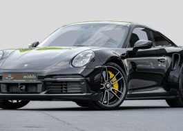 2020 Porsche 992/911 TURBO S Matrix jmautomobils 3