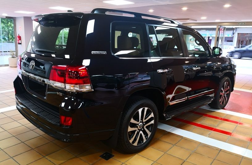 2019 TOYOTA Land Cruiser 200 TD Executive jmautomobils 4