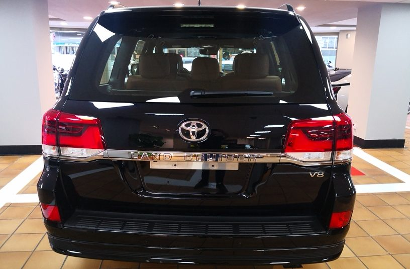 2019 TOYOTA Land Cruiser 200 TD Executive jmautomobils 5