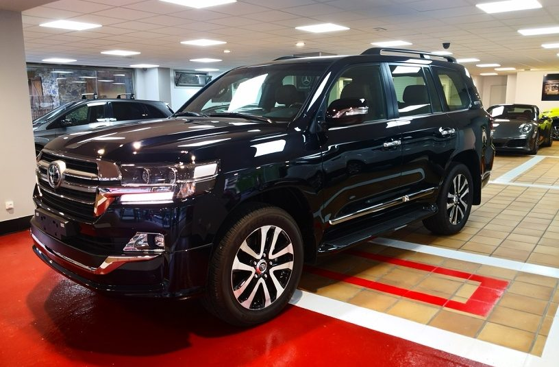 2019 TOYOTA Land Cruiser 200 TD Executive jmautomobils 9