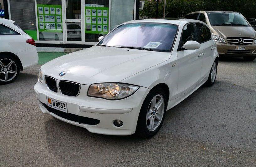 2006 BMW 120 D