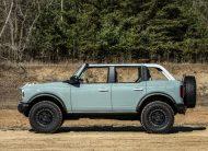 2021 Ford BRONCO Wildtrak 2.7