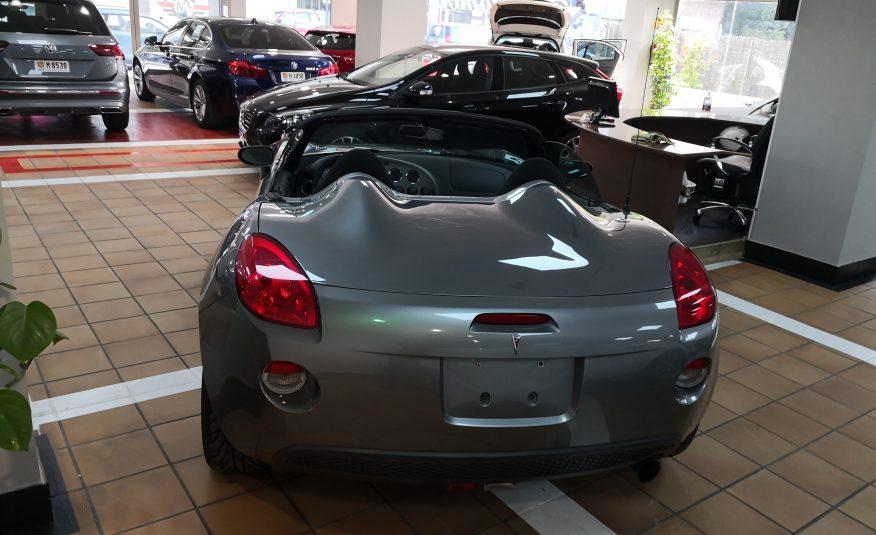2011 Pontiac Soltice